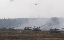 Nga - Trung không dừng ở thế trận quân sự lớn nhất lịch sử
