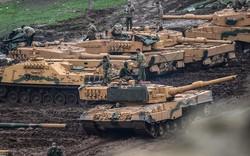 """Cảnh báo đỏ Idlib, Thổ Nhĩ Kỳ dồn dập """"điều binh khiển tướng"""""""