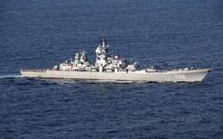 """Lầu Năm Góc """"lạnh người"""" tàu chiến Nga sát sườn Syria"""