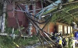 Bão Trami càn quét: Nhật Bản thiệt hại nặng nề