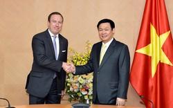Phó Thủ tướng Vương Đình Huệ: Eurocham là nhân tố thúc đẩy hợp tác đầu tư giữa Việt Nam và EU