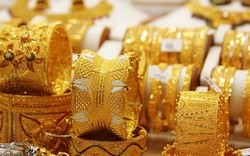Giá vàng hôm nay (18/10): Giảm mạnh hàng trăm nghìn đồng/lượng