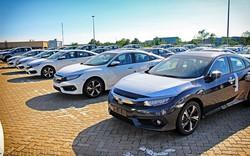 Tháng 7: Giá xe ô tô giảm thê thảm