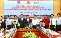 PVTEX và Tập đoàn An Phát ký kết hợp tác gia công sợi DTY