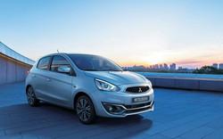 Hãng xe Mitsubishi  mở màn giảm giá mạnh tháng cô hồn