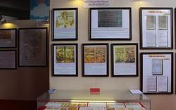 Tổ chức triển lãm bản đồ và tư liệu về Hoàng Sa, Trường Sa tại Nghệ An
