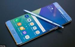 Samsung mạnh tay tiêu hủy toàn bộ Galaxy Note7 thu hồi
