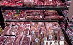 Việt Nam nhập 230.000 tấn thịt trong năm 2016
