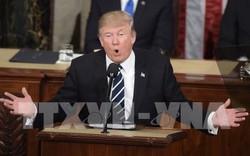 Công khai thông tin thuế của Tổng thống Donald Trump