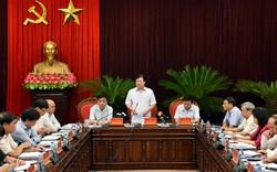 Phó Thủ tướng Trịnh Đình Dũng làm việc tại Bắc Ninh về phát triển ngành chăn nuôi