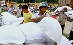 Hỗ trợ gạo cho tỉnh Bình Định