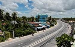 Nâng cấp Quốc lộ 1 đoạn Phụng Hiệp - Sóc Trăng