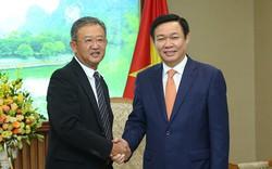 Phó Thủ tướng Vương Đình Huệ tiếp Chủ tịch Tập đoàn AIA
