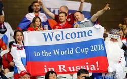 Hơn 700.000 lượt khách quốc tế đến Nga trong tháng World Cup