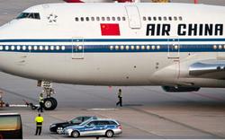 Air China bị phạt nặng do vi phạm quy định an toàn