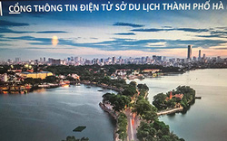 Sở Du lịch Hà Nội lập cổng thông tin điện tử