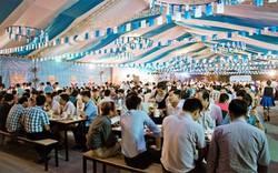 Lễ hội bia Oktoberfest Việt Nam 2018 đêm 12/10 đã hết vé