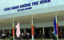 Bộ Giao thông đồng ý nâng cấp cảng hàng không Thọ Xuân thành cảng hàng không quốc tế
