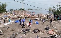 Sau động đất-sóng thần, Indonesia lập trung tâm hỗ trợ du khách quốc tế