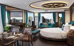 Ra mắt du thuyền ngủ đêm đầu tiên kết hợp phong cách hiện đại châu Âu và nét truyền thống kiến trúc Việt