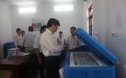Hỗ trợ hệ thống dây chuyền lạnh cho tiêm chủng