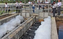 Yêu cầu báo cáo về dự án xử lý nước thải Cần Thơ