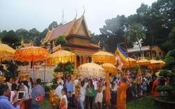 Tổ chức họp mặt mừng Tết Chôl Chnăm Thmây