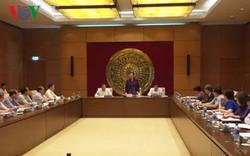 Họp chuẩn bị Hội nghị chuyên đề IPU khu vực Châu Á- Thái Bình Dương