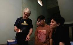 Chuyên gia Bỉ giảng dạy diễn xuất tại Đại học Sân khấu – Điện ảnh