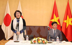 Phó Chủ tịch nước bắt đầu chuyến thăm và làm việc tại Nhật Bản