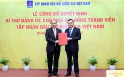 Trao quyết định bổ nhiệm Chủ tịch Hội đồng Thành viên Tập đoàn Dầu khí Quốc gia