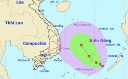 Miền Bắc mát hơn, Biển Đông hứng áp thấp nhiệt đới