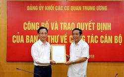 Triển khai quyết định điều động nhân sự của Ban Bí thư Trung ương Đảng