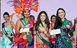 Hà Thu đoạt Huy chương Đồng phần thi Tài năng tại Miss Earth 2017