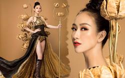 Miss Earth 2017: Hà Thu dẫn đầu bình chọn nhan sắc ở tuần thứ 3