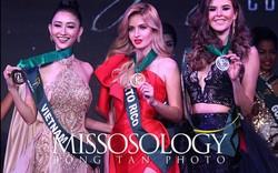 Miss Earth 2017: Hà Thu giành Huy chương Đồng Trình diễn Trang phục Dạ hội