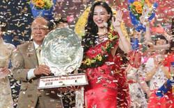 Top 16 Miss Earth Hà Thu đăng quang Tình Bolero 2017