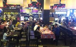 Chợ ẩm thực giữa lòng Sài Gòn