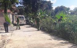 Hà Tĩnh: Nghi phạm nổ súng giết người đã ra đầu thú