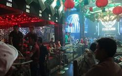 Hàng chục dân chơi phê ma túy trong quán bar ở TP HCM