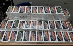 Bắt lô hàng 250 IPhone XS Max 6,5 tỷ đồng ở sân bay Tân Sơn Nhất
