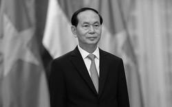 Chi tiết lễ viếng Chủ tịch nước Trần Đại Quang ở TP HCM