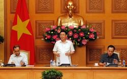 Phó Thủ tướng Vương Đình Huệ chủ trì phiên họp của Ban Chỉ đạo Phòng, chống rửa tiền
