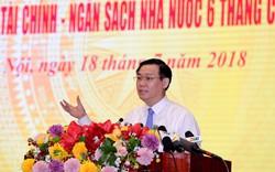 Phó Thủ tướng Vương Đình Huệ: Ngành tài chính cần chủ động thông tin cho báo chí