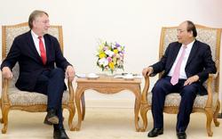Thủ tướng tiếp Chủ tịch Ủy ban Thương mại Quốc tế thuộc Nghị viện châu Âu