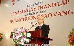 Tổng Bí thư Nguyễn Phú Trọng: Khuyến khích mọi tìm tòi, tôn trọng tự do sáng tạo của người nghệ sĩ