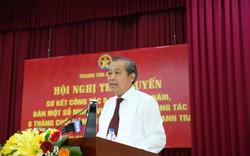 Phó Thủ tướng Trương Hòa Bình dự Hội nghị của Thanh tra Chính phủ