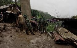 Lai Châu: 6 người bị chết và 5  người bị thương do sạt lở đất