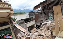 """Đã tìm ra """"thủ phạm"""" khiến nhà dân ở Hòa Bình bị """"sông Đà"""" nuốt chửng"""