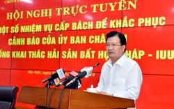 Tìm giải pháp gỡ 'thẻ vàng' cho thuỷ sản Việt Nam